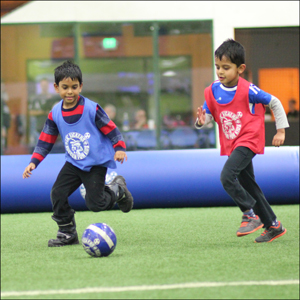 Arena Sports, Lil Kickers Soccer , lil kickers, soccer for kids, child development, best youth soccer class, indoor soccer class, best indoor soccer, Big, Feet