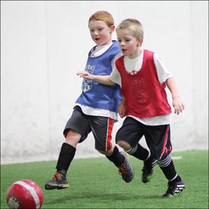 Skills Institute Soccer, Soccer skills, indoor soccer, youth soccer, boys soccer, goal