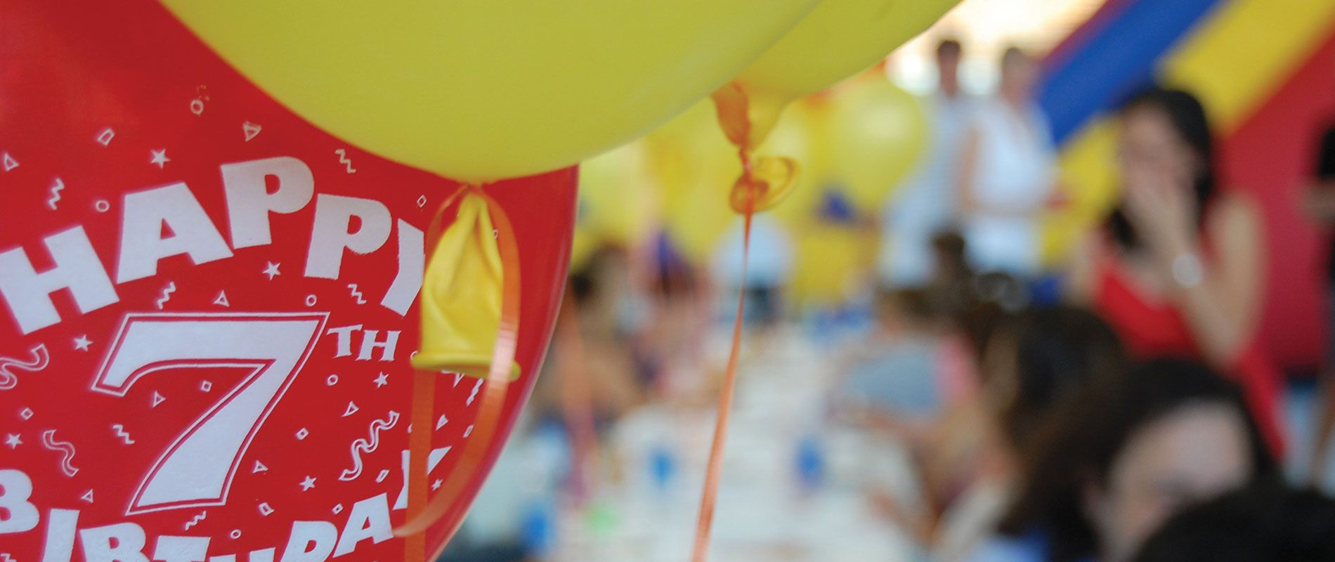 Custom Birthday Parties at Off The Wall Sports